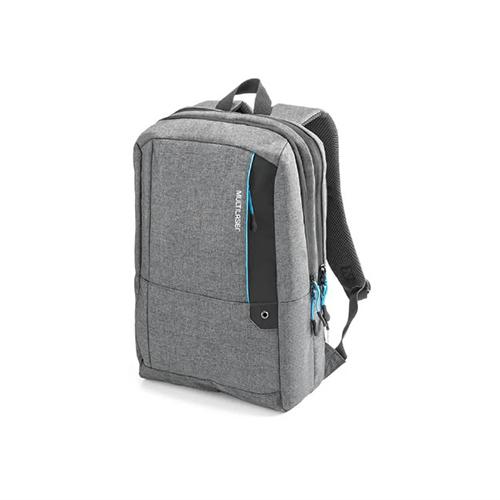 Mochila Utility para Notebook de 15,6 Cinza - Multilaser