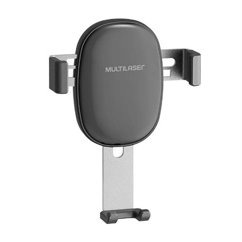 Suporte Universal Auto Retrátil para Smartphone 6 Preto - Multilaser