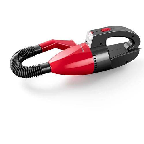 Aspirador De Pó Automotivo 12V Vermelho - Multilaser