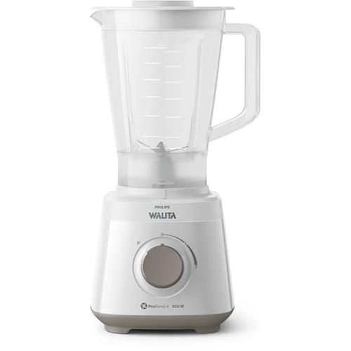 Liquidificador Daily Collection Blender Problend 4 550W 2 Velocidades Branco - Philips Walita