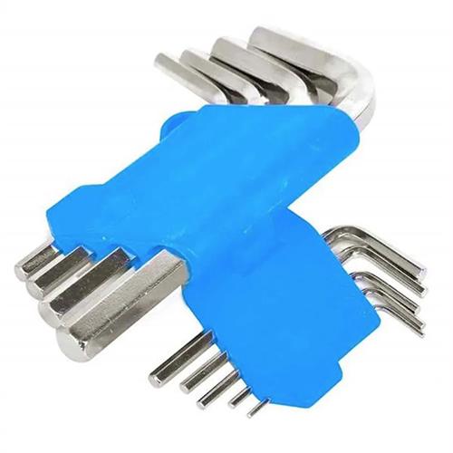 Kit Ferramentas Û Allen Chave Hexagonal - Multilaser