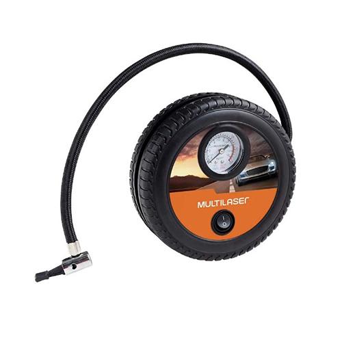 Compressor de Ar para Roda Automotiva 12V - Multilaser