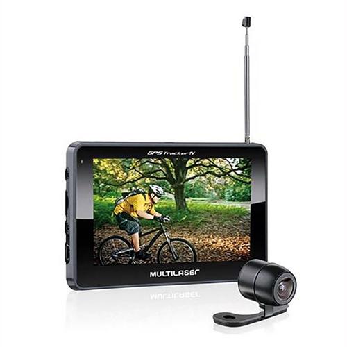GPS Automotivo Tracker lll com Tv Digital 4.3