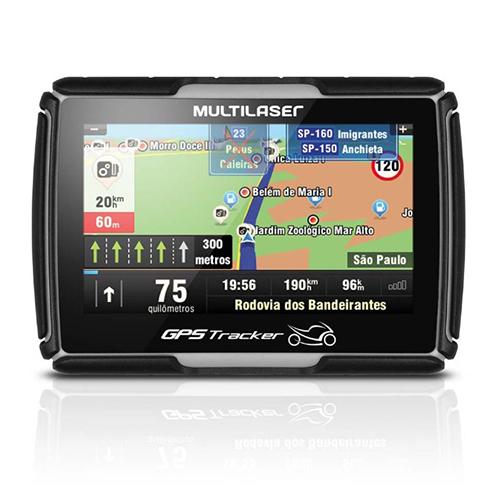 GPS para Moto Tracker 4.3