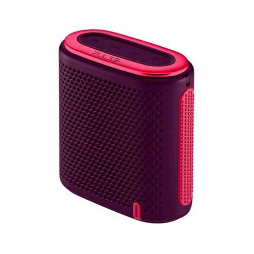 Caixa de Som Mini Bluetooth Pulse 10W Roxo e Rosa - Multilaser