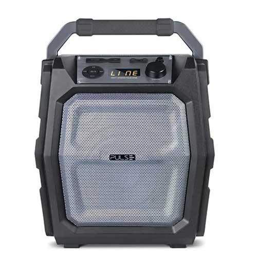 Caixa de Som Bluetooth Speaker Pulse 150W Cinza - Multilaser