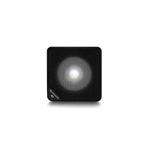 Caixa de Som Bluetooth Cubo Speaker Preta - Multilaser
