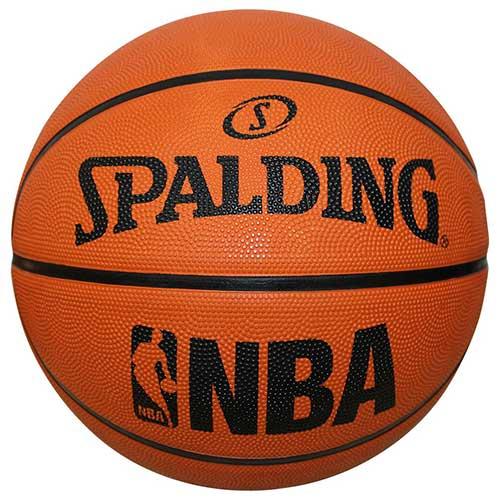 Bola de Basquete NBA Fast Break Laranja Tam. 7 - Spalding