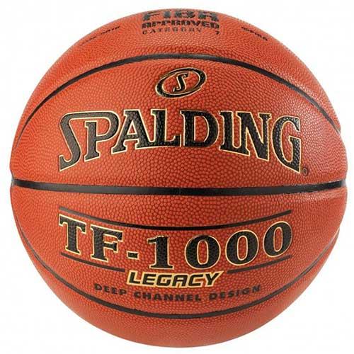 Bola de Basquete Legacy Laranja Tam. 7 - Spalding