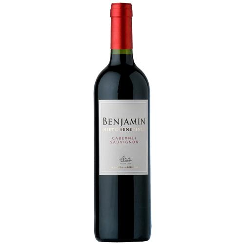 Vinho Benjamin Nieto Senetiner Cabernet Sauvignon 750ml