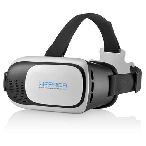 Óculos 3D Realidade Virtual Warrior - Multilaser
