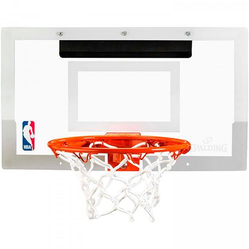 Mini Tabela de Basquete NBA Arena Slam 180° - Spalding
