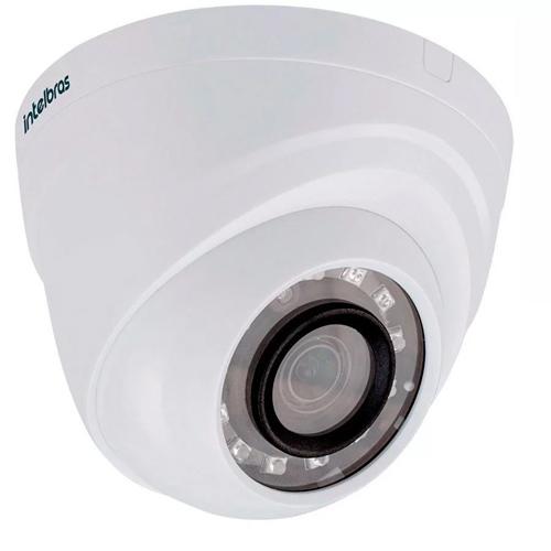 Câmera Dome Infravermelho 10m Multi HD 720p 3,6mm - Intelbras