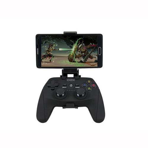 Controle GamePad Origin Wolwerine Tournament Chroma Preto - Oex