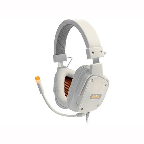Fone de Ouvido Headset Shield Electra Branco - Oex