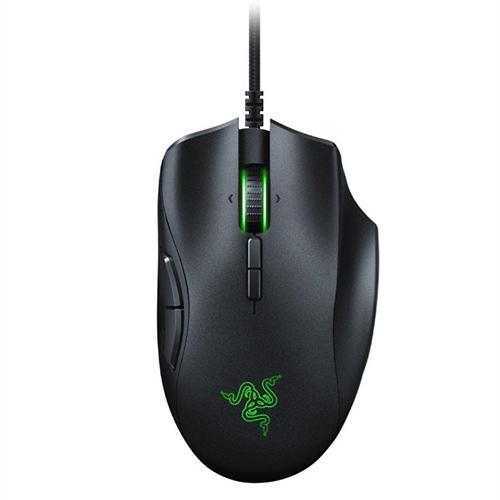 Mouse Naga Trinity Preto - Razer