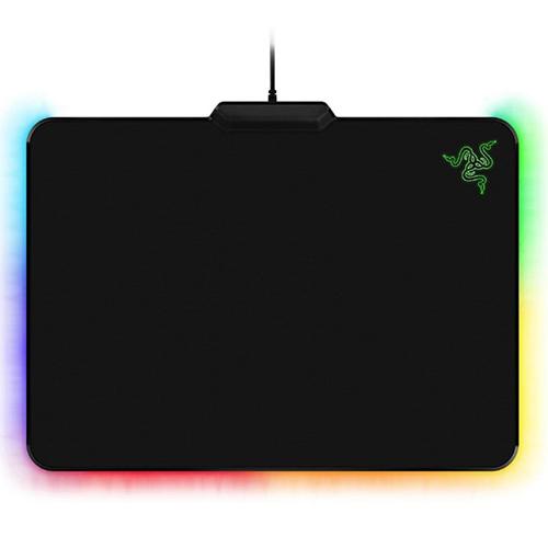 Mouse Pad Firefly Cloth Chroma Preto - Razer