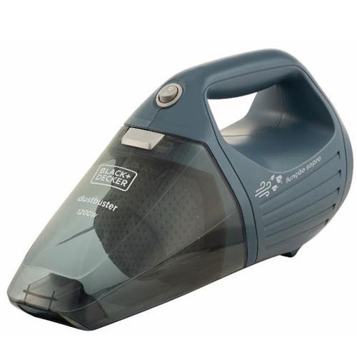 Aspirador de Pó Portátil com Função Sopro 1200W Cinza - BlackDecker