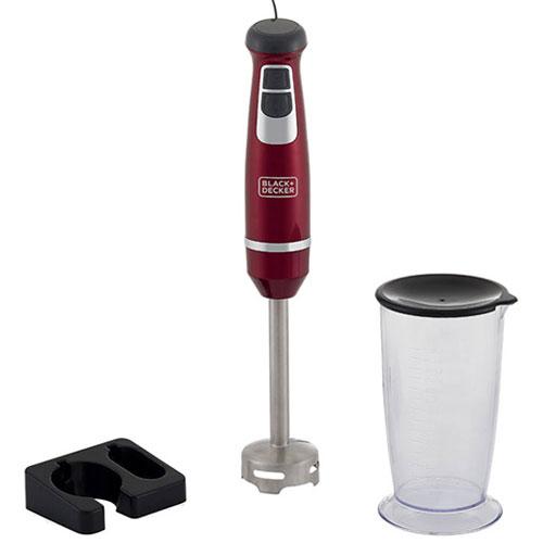 Mixer com 2 Velocidades Gift Vermelho - BlackDecker