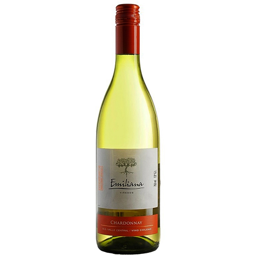 Vinho Emiliana Chardonnay 750ml