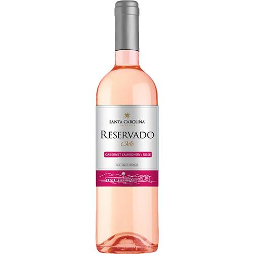 Vinho Santa Carolina Reservado Rose 750ml