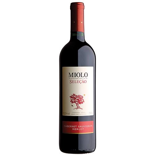 Vinho Miolo Seleção Cabernet Sauvignon e Merlot 750ml