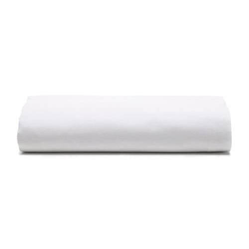 Lençol Superior sem Elástico Avulso Queen Royal 100% Algodão Branco - Santista