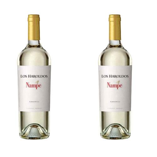 2 Vinhos Los Haroldos Torrontés 750ml