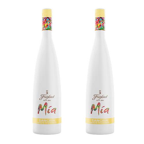 2 Sangrías Freixenet Mia White Frizzante 750ml