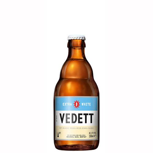 Cerveja Vedett Extra White Long Neck 330ml