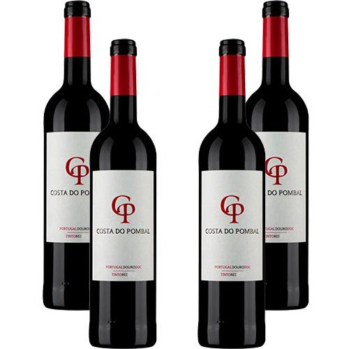 4 Vinhos Costa do Pombal Douro 750ml