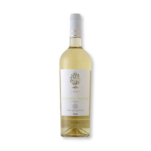 Vinho San Marzano Il Pumo Sauvignon Malvasia Salento IGP 750ml
