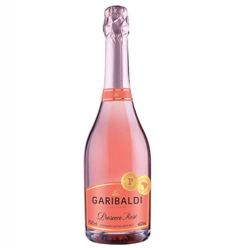 Prosecco Espumante Garibaldi Brut Rosé 750ml