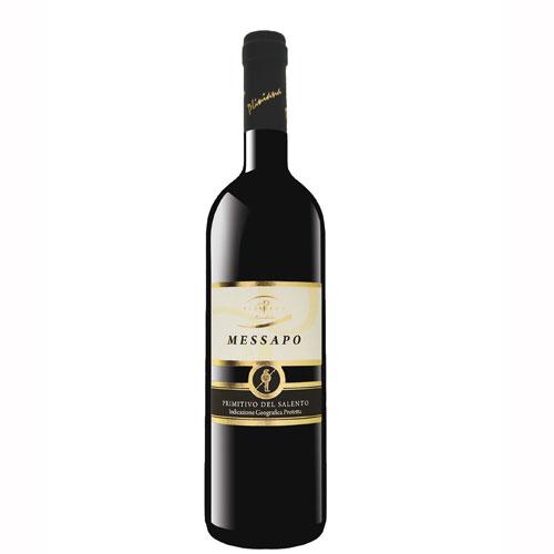 Vinho Messapo Primitivo Del Salento I.G.P. 750m
