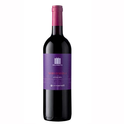 Vinho Palmento Nero D'Avola D.O.C. 750ml