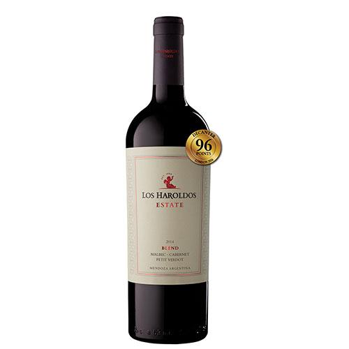 Vinho Los Haroldos Estate Blend Malbec 750ml