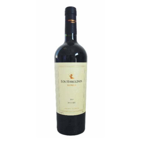 Vinho Los Haroldos Roble Malbec 750ml