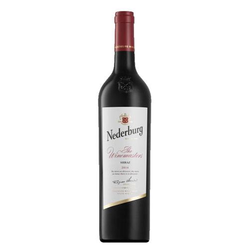 Vinho Nederburg Winemasters Shiraz 750ml