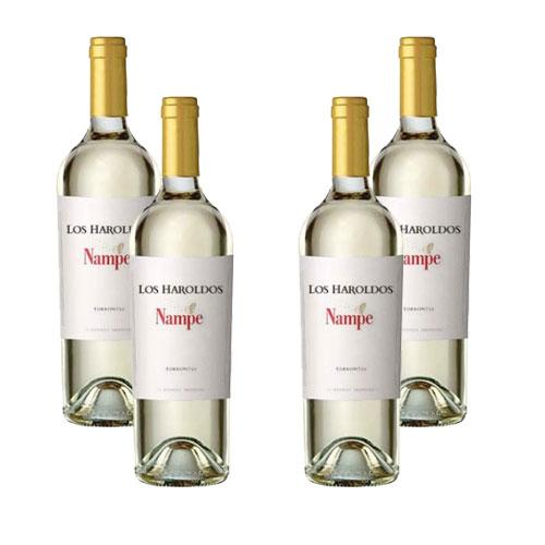 4 Vinhos Los Haroldos Torrontés 750ml