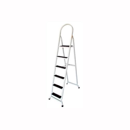 Escada Utilar 6 Degraus Branca - Utilaço