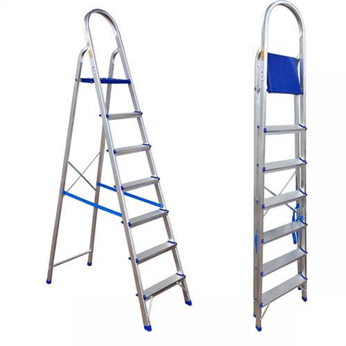Escada de Alumínio Utilar 7 Degraus - Utilaço