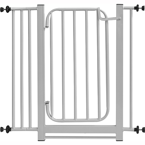Grade de Porta com Extensor Utilar 70/80cm Branca - Utilaço