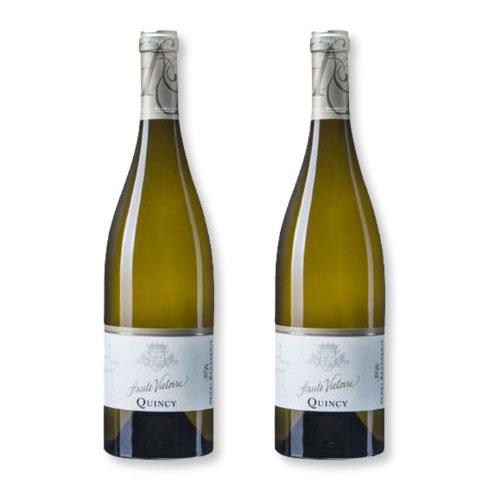 2 Vinhos Henri Bourgeois Haute Victoire Quincy Blanc 750ml