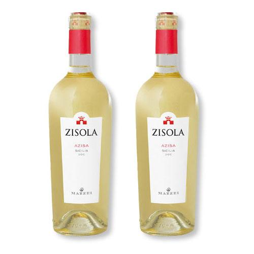 2 Vinhos Mazzei Zisola Azisa 750ml