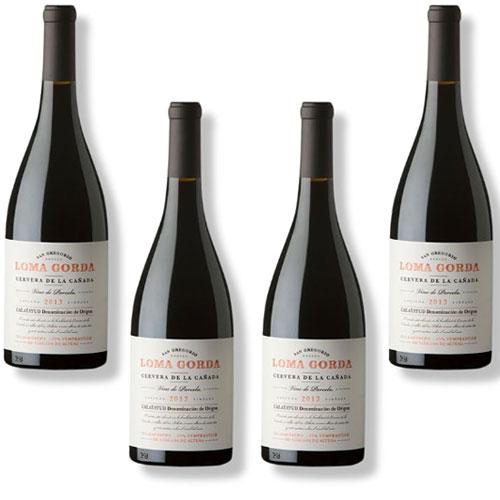 4 Vinhos Loma Gorda Garnacha Tempranillo D.O.P. 750ml