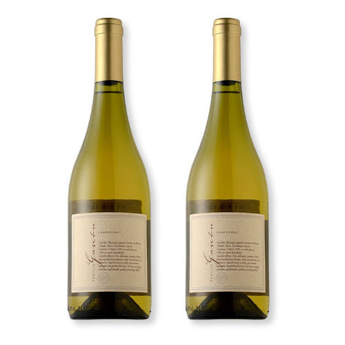 2 Vinhos Escorihuela Familia Gascón Chardonnay 750ml
