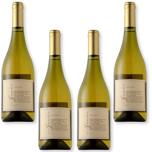 4 Vinhos Escorihuela Familia Gascón Chardonnay 750ml