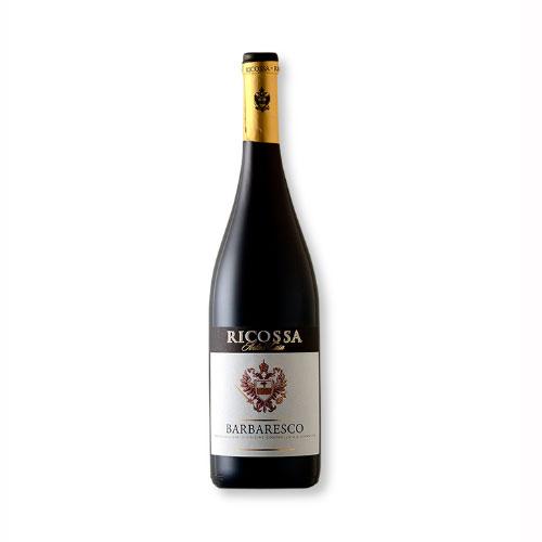 Vinho Ricossa Barbaresco DOCG 750ml