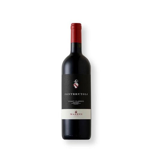 Vinho Mazzei Fonterutoli Chianti Classico DOCG 750ml