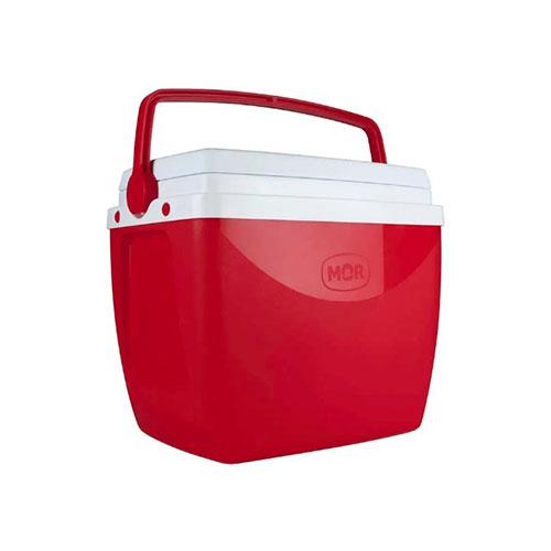 Caixa Térmica Vermelha 18L - Mor